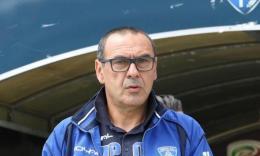 Maurizio Sarri nuovo allenatore del Napoli