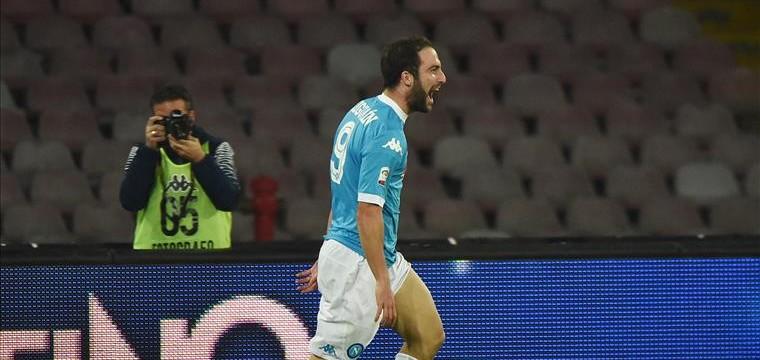 Higuain trascina il Napoli per lui vittoria fondamentale