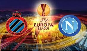 Bruges-Napoli 0-1 (Video)