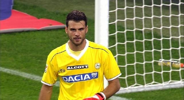 """Udinese, Karnezis: """"Il Napoli è la squadra più forte d'Italia, ti puniscono subito. Sul gol…"""""""