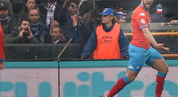 Lazio-Napoli 0-2 (Highlights)