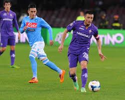 Fiorentina-Napoli 1-1 gli azzurri impattano coi viola