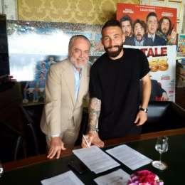 """UFFICIALE – Tonelli è del Napoli, ADL: """"Benvenuto nel mondo Napoli!"""""""