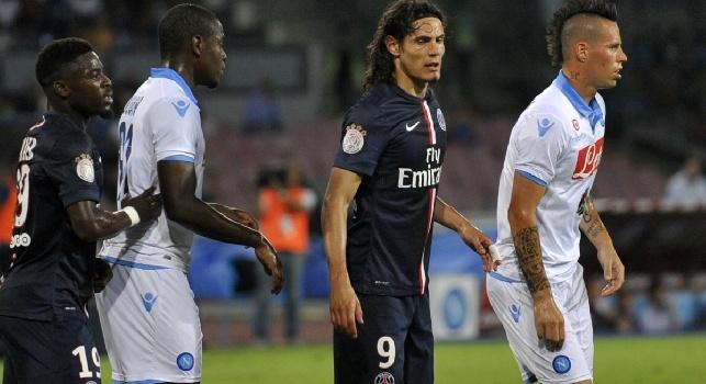 """De Sanctis svela: """"Cavani ieri mi ha detto che dal Napoli ha ricevuto più di attenzioni. Se succedesse…"""""""