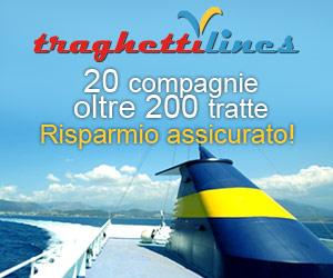 Prenota il tuo traghetto con prenotazione e Partner Ship di Area Tutto Napoli